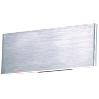 ET2 E22900-AL Blade LED 13 inch Brushed Aluminum ADA Wall Sconce Wall Light