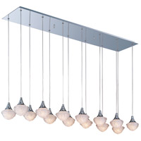 Blossom 14 Light 11 inch Polished Chrome Pendant Ceiling Light