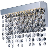 ET2 E23091-138PC Midnight Shower LED 11 inch Polished Chrome ADA Wall Sconce Wall Light