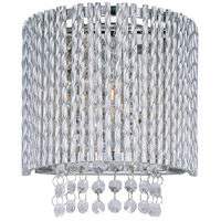 ET2 Spiral 1 Light Wall Sconce in Polished Chrome E23130-10PC