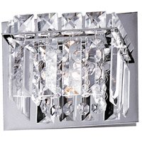 Bangle 1 Light 6 inch Polished Chrome Bath Light Wall Light in 6.25 in.