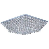 ET2 Brilliant 29 Light Flush Mount in Polished Chrome E24002-20PC