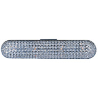 ET2 E24041-20PC Brilliant 4 Light 24 inch Polished Chrome Bath Light Wall Light in 3.5 in. photo thumbnail