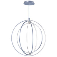 ET2 E24049-BP Concentric Led LED 36 inch Brushed Pewter Single Pendant Ceiling Light