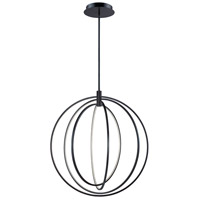 ET2 Concentric LED 174 Light Single Pendant in Bronze E24049-BZ
