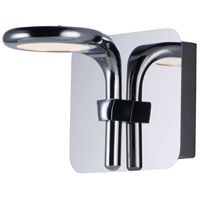 ET2 E24141-PC Cobra LED 7 inch Polished Chrome Wall Sconce Wall Light