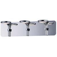 ET2 E24143-PC Cobra LED 21 inch Polished Chrome Bath Vanity Wall Light