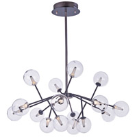 Satellite LED LED 41 inch Bronze Foyer Pendant Ceiling Light
