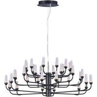 ET2 E24365-09BZ Candela LED LED 33 inch Bronze Multi-Tier Chandelier Ceiling Light