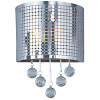 ET2 Illusion 1 Light Wall Sconce in Polished Chrome E24382-91PC