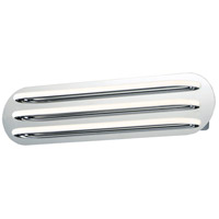 ET2 E24394-PC Neon LED 24 inch Polished Chrome Bath Vanity Wall Light