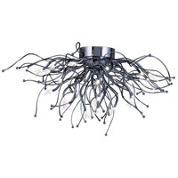 Orion LED 26 inch Polished Chrome Flush Mount Ceiling Light