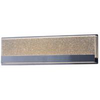 ET2 E24602-122PC Sparkler LED 20 inch Polished Chrome Bath Vanity Wall Light