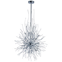 Orion LED LED 32 inch Polished Chrome Foyer Pendant Ceiling Light