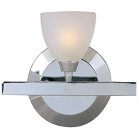 ET2 Fuse 1 Light Wall Sconce in Polished Chrome E30010-11