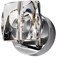 Neo 1 Light 5 inch Polished Chrome Wall Sconce Wall Light