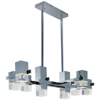 ET2 Nova 8 Light LED Single Pendant in Polished Chrome E31205-75PC