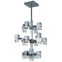 ET2 E31209-75PC Nova 17 Light 26 inch Polished Chrome Single Pendant Ceiling Light