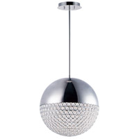 ET2 E31225-20PC Eclipse LED 16 inch Polished Chrome Single Pendant Ceiling Light