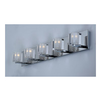 ET2 E32171-18PC Blocs LED LED 36 inch Polished Chrome Vanity Light Wall Light alternative photo thumbnail