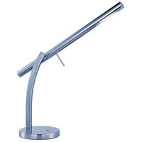 ET2 E41042-PC Eco-Task 15 inch 6 watt Polished Chrome Table Lamp Portable Light photo thumbnail