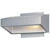 ET2 Alumilux 18 Light Wall Sconce in Satin Aluminum E41302-SA
