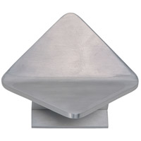 ET2 Alumilux 2 Light LED Wall Sconce in Satin Aluminum E41318-SA