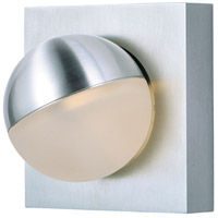 ET2 E41326-SA Alumilux Sconce LED 4 inch Satin Aluminum ADA Wall Sconce Wall Light
