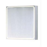 ET2 E41329-SA Alumilux Sconce LED 5 inch Satin Aluminum Outdoor Wall Sconce