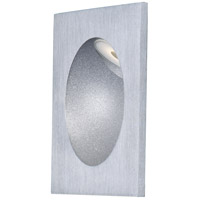 ET2 E41403-SA Alumilux Pathway LED 3 inch Satin Aluminum Outdoor Wall Sconce