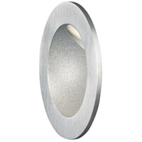 ET2 E41404-SA Alumilux Pathway LED 3 inch Satin Aluminum Outdoor Wall Sconce