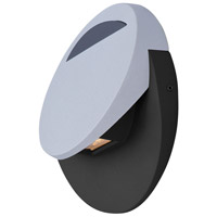 ET2 Alumilux 3 Light Outdoor Wall Mount in Bronze and Patinum E41410-BZPL