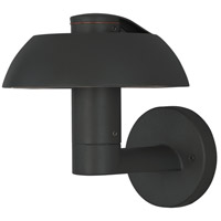 ET2 E41415-DG Alumilux Sconce LED 8 inch Dark Grey Outdoor Wall Mount