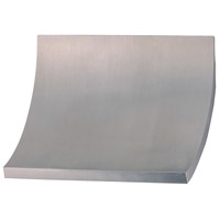 Alumilux LED 6 inch Satin Aluminum Outdoor Wall Mount