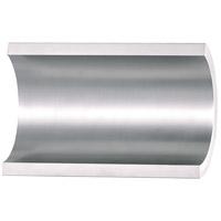 ET2 E41486-SA Alumilux LED 5 inch Satin Aluminum Outdoor Wall Mount