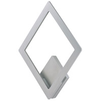Alumilux LED 19 inch Satin Aluminum Outdoor Wall Mount