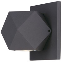 Alumilux LED 5 inch Bronze Outdoor Wall Mount