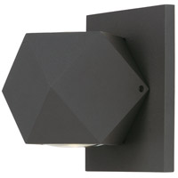 ET2 E41532-BZ Alumilux Sconce LED 5 inch Bronze Outdoor Wall Mount