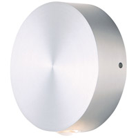 ET2 E41540-SA Alumilux LED 5 inch Satin Aluminum Outdoor Wall Mount