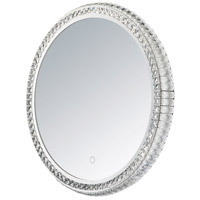 ET2 E42002-20 Crystal Mirror 24 X 24 inch LED Mirror