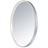 ET2 E42012-90AL Mirror 30 X 24 inch Brushed Aluminum LED Mirror