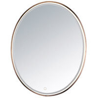 ET2 E42012-90BRZ Mirror 30 X 24 inch Anodized Bronze LED Mirror