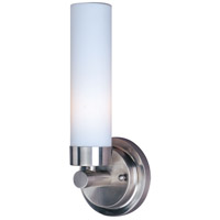 ET2 E53006-11 Cilandro I 1 Light 5 inch Satin Nickel ADA Wall Sconce Wall Light