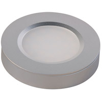 ET2 CounterMax MX-LD-R Under Cabinet Disc in Brushed Aluminum E53850-AL