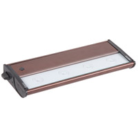 ET2 CounterMax MX-L120 13in LED Under Cabinet Light in Metallic Bronze E57913-MB photo thumbnail