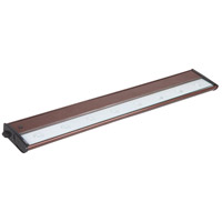 ET2 CounterMax MX-L120 8 Light Under Cabinet in Metallic Bronze E57916-MB