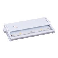 ET2 CounterMax MX-L120DC 2 Light Under Cabinet in White E59912-WT