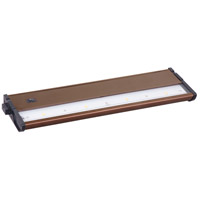ET2 E59913-MB CounterMax MX-L120DC LED 13 inch Metallic Bronze Under Cabinet