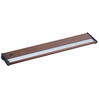 ET2 CounterMax MX-L120DC 21in 6-Light LED Under Cabinet in Metallic Bronze E59914-MB photo thumbnail