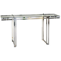 ET2 E71020-PC Rosen 59 X 16 inch Polished Chrome Console Table